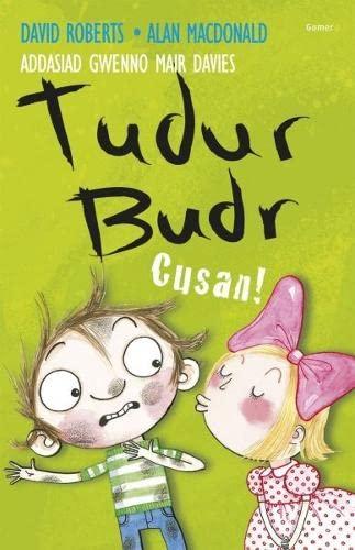 9781848514720: Cusan! (Tudur Budr)
