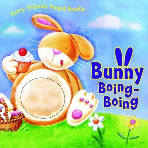 9781848526662: FURRY FRIENDS: BUNNY BOING BOING (Furry Friends Board Books)