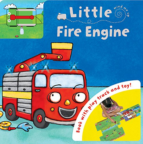 9781848528055: Little Fire Engine (Busy Day Board Book)