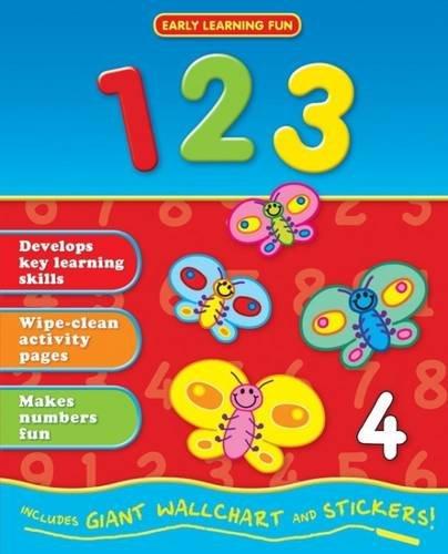 9781848528321: 123 (S & A Preschool)