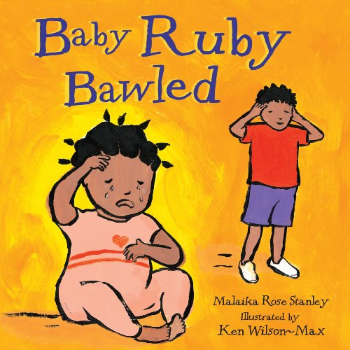 9781848530171: Baby Ruby Bawled