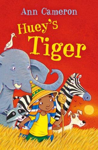 Huey's Tiger (Julian & Huey): Cameron, Ann