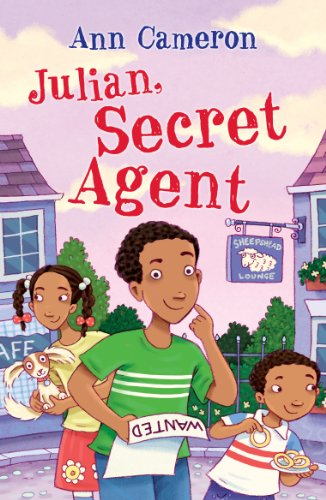9781848530881: Julian, Secret Agent (Julian & Huey)
