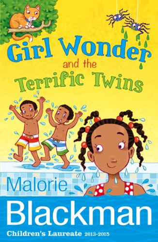 Girl Wonder and the Terrific Twins: Blackman, Malorie