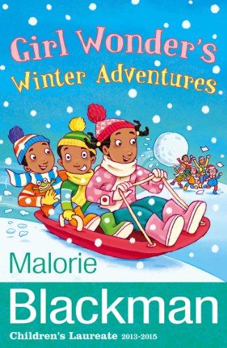 Girl Wonder's Winter Adventures: Blackman, Malorie