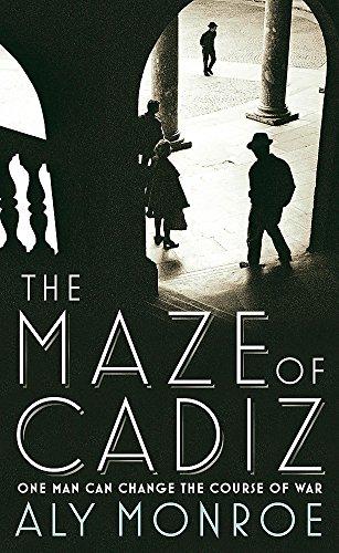 The Maze of Cadiz: Monroe, Aly