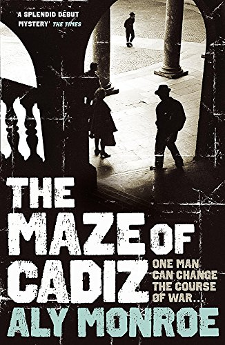 9781848540323: The Maze of Cadiz: Peter Cotton Thriller 1: The first thriller in this gripping espionage series