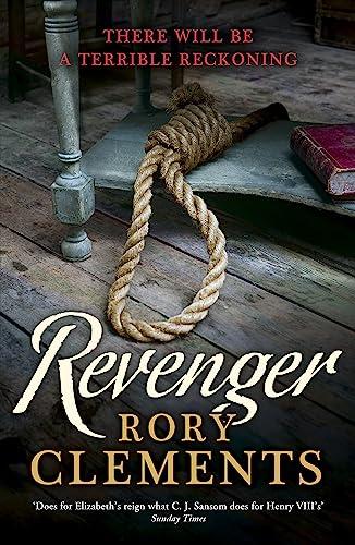 9781848540859: Revenger (John Shakespeare)