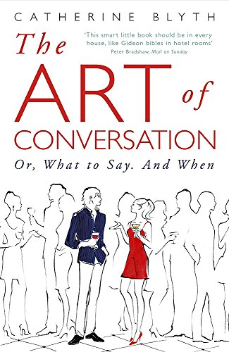 9781848541665: The Art of Conversation: How Talking Improves Lives