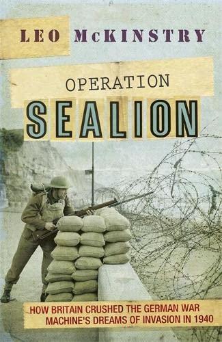 9781848547001: Operation Sealion
