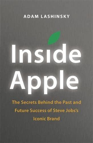 9781848547223: Inside Apple