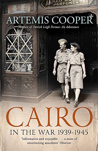 9781848548848: Cairo in the War: 1939-45