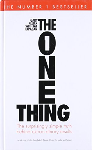 9781848549609: The One Thing: The Suprisingly Simple Truth Behind Extraordinary Results