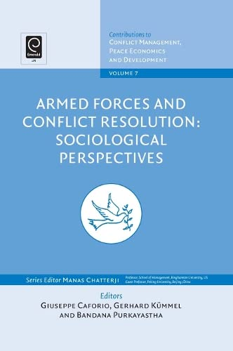 9781848551220: Armed Forces and Conflict Resolution (Contributions to Conflict Management, Peace Economics and Development)