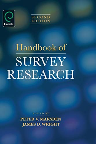 Handbook of Survey Research, Second Edition: Peter V. Marsden