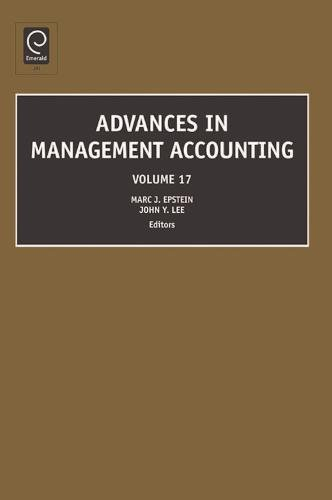 Advances in Management Accounting (Hardback)