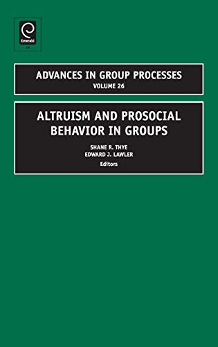 altruism and group behaviour