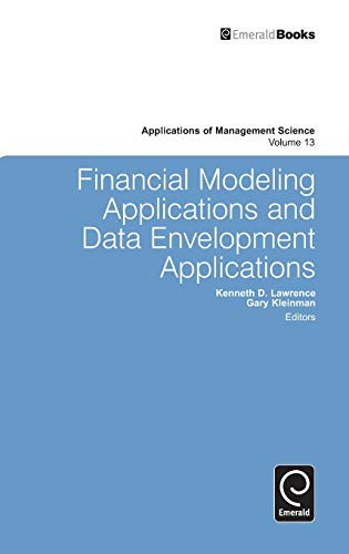 Financial Modeling Applications and Data Envelopment Applications (Applications of Management ...