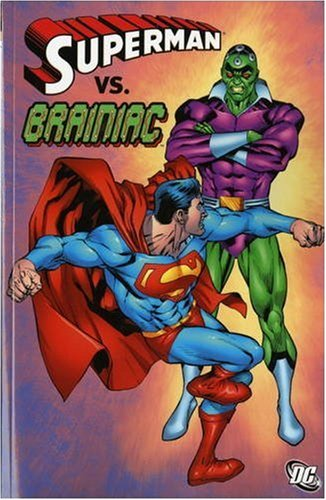 9781848560109: Superman vs Brainiac