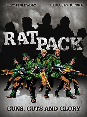 9781848560352: Rat Pack - Guns, Guts and Glory: Volume 1