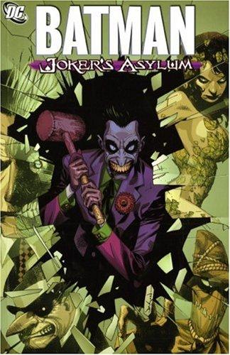 9781848560475: Batman: Joker's Asylum (Batman)