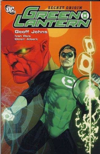 9781848560727: Green Lantern: Secret Origin