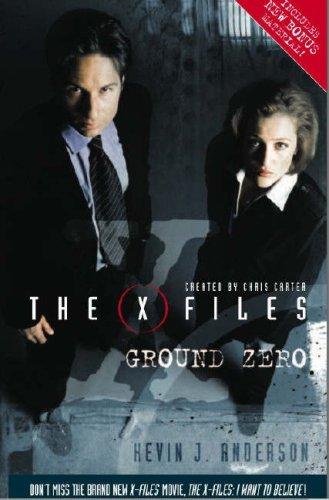 9781848560772: The X-Files: Ground Zero