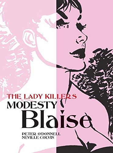 9781848561069: Modesty Blaise: The Lady Killers
