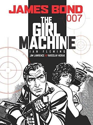 9781848561120: James Bond: The Girl Machine