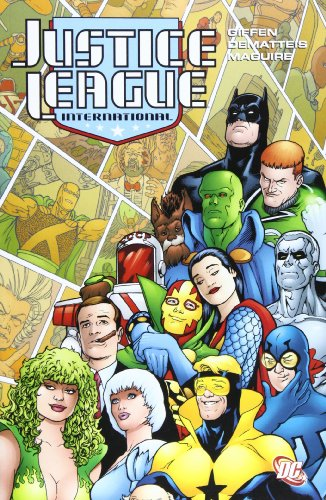 9781848561328: Justice League International: v. 3