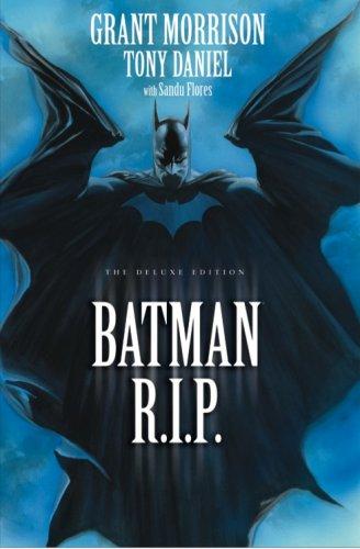 9781848561373: Batman: R.I.P. (Deluxe Edition)