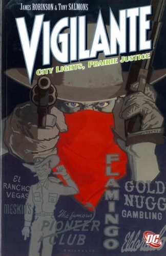 9781848561526: Vigilante: City Lights, Prairie Justice
