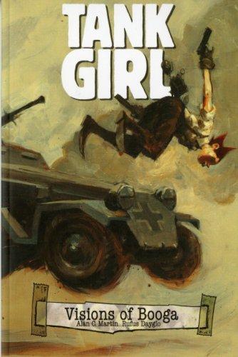 9781848561663: Tank Girl: Visions of Booga (Tank Girl)