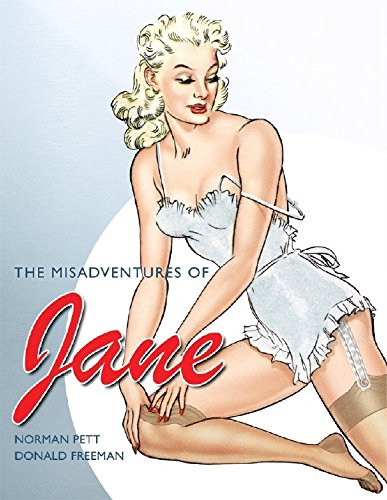 9781848561670: The Misadventures of Jane