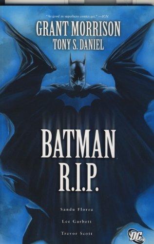 9781848562035: Batman R.I.P.
