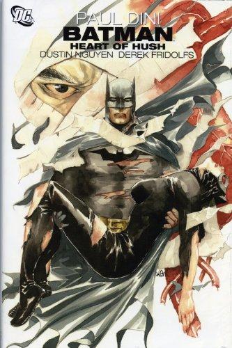 9781848562134: Batman: Heart of Hush