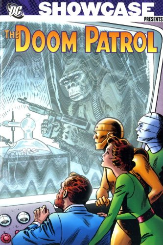 9781848562189: Showcase: Doom Patrol v. 1 (Showcase Presents Library of Classics)