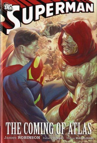 Superman: Coming of Atlas: James Robinson