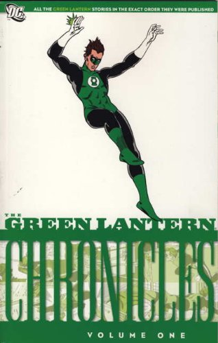 The Green Lantern: v. 1: Chronicles (1848562241) by John Broome; Gil Kane