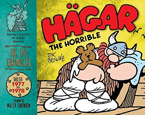 Hagar the Horrible: The Epic Chronicles; Dailies 1977 to 1978