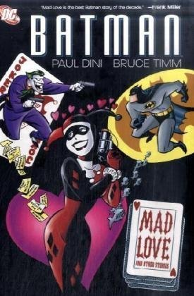 9781848562455: Batman: Mad Love and Other Stories