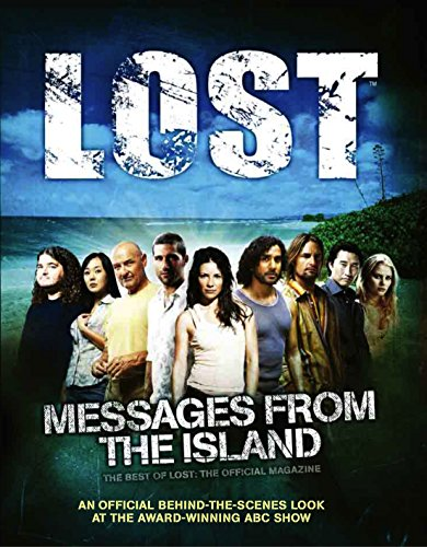 9781848562622: Lost: Messages from the Island: The Best of The Official Lost Magazine