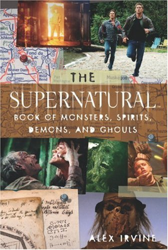 9781848562790: Supernatural Book of Monsters, Demons, Spirits and Ghouls