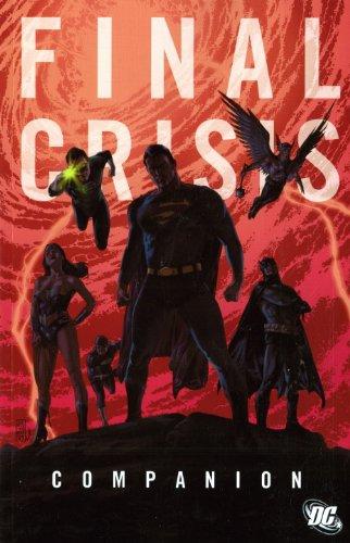 9781848563155: Final Crisis Companion
