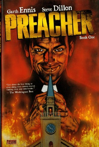 9781848563216: Preacher: Gone to Texas v. 1
