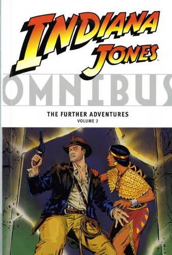 9781848563322: Indiana Jones Omnibus