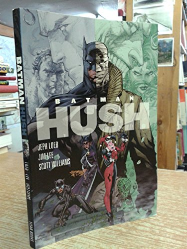 Jeph Loeb Jim Lee Scott Hush Batman Abebooks