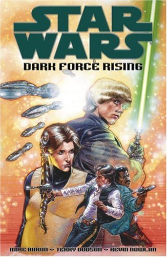 9781848563476: Star Wars: Dark Force Rising