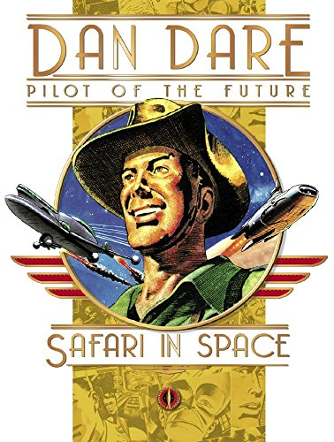 9781848563728: Classic Dan Dare: Classic Dan Dare - Safari in Space Safari in Space