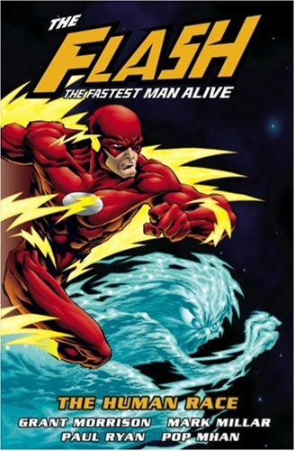 9781848563827: The Flash: Human Race